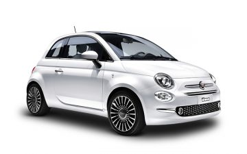 Rent Fiat 500 or similar