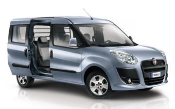 Rent Fiat Doblo or similar