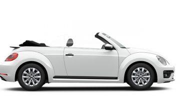 Rent Volkswagen New Beetle
