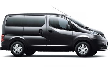Rent Nissan NV 200 or similar 7 seats