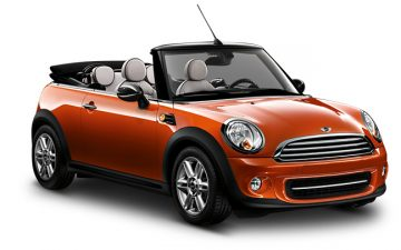 Rent Mini Convertible