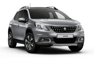Reserva Peugeot 2008 o similar