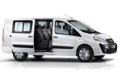 Fiat Fiat Scudo 9 seats or similar