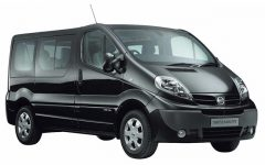 Nissan Primastar XL 9 Seats or similar