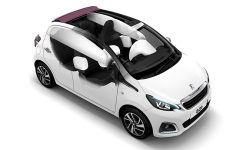 Peugeot 108 Open or similar