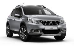 Peugeot 2008 oder ähnlich